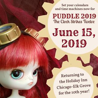 PUDDLE 2019