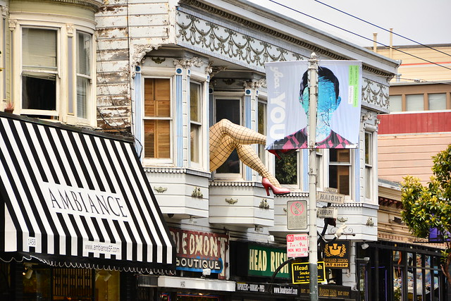Haight-Ashbury, San Francisco