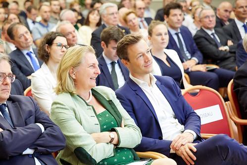 Konferenzdiskussion zur `ZUKUNFT DER EU` | by Österreichisches Außenministerium