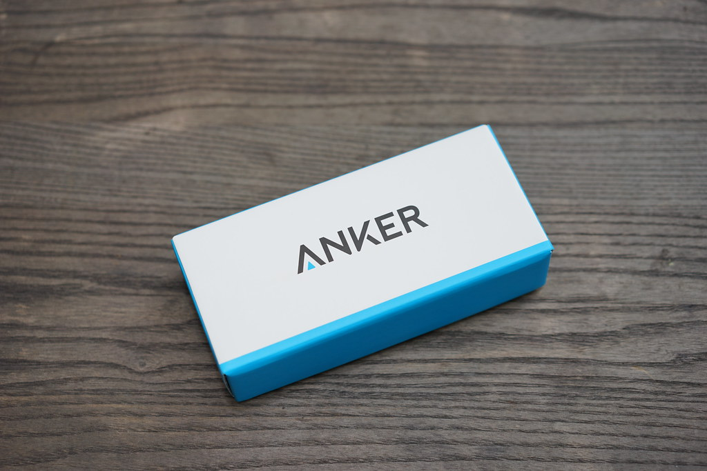Anker PowerCore Fusion 5000