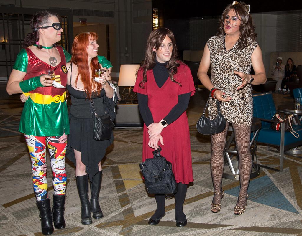 20171021 - DC Trans Ladies Halloween Soiree - the meetup