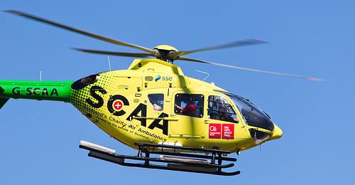 G-SCAA EC135, Scone | by wwshack