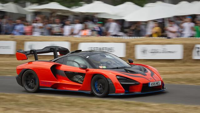 2018-07-15 - Goodwood Festival Of Speed -  McLaren Senna