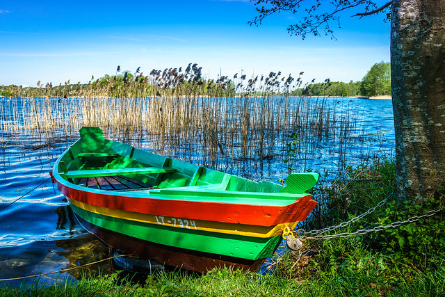Trakai Island Lake