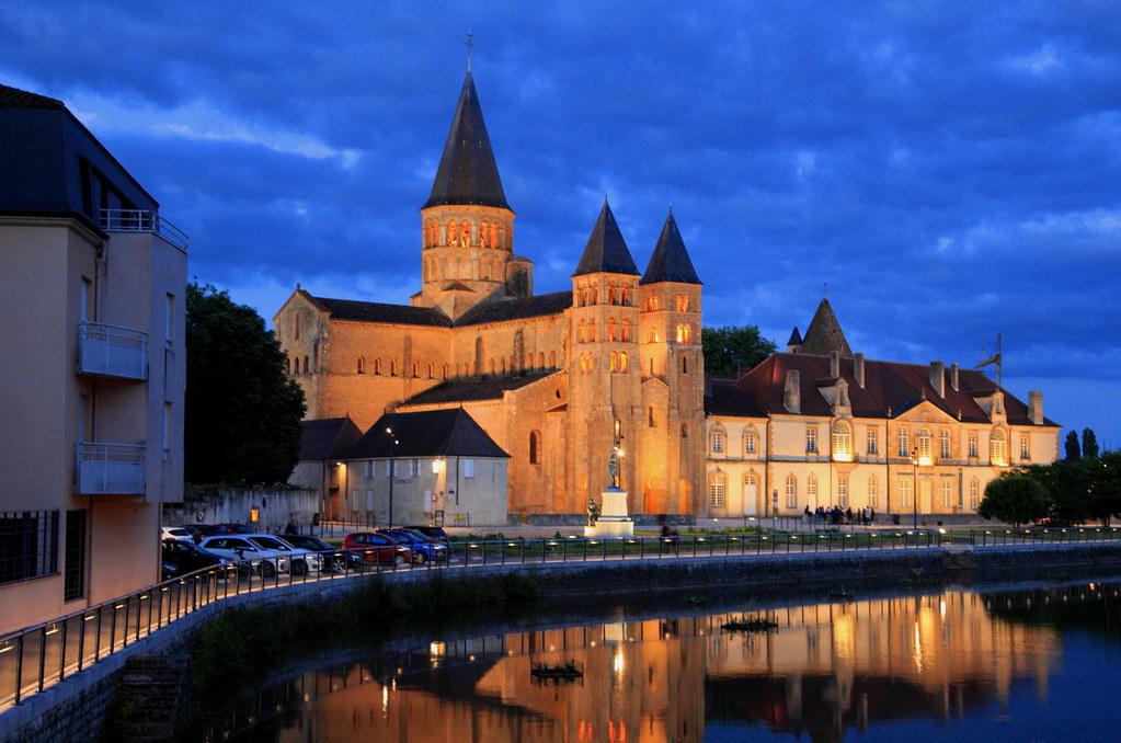 Paray le Monial - Burgundy - France