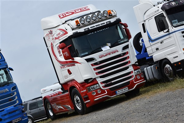 IRL] Hi-Spec Scania R450 Streamline 151-CW-683 | Full of Th… | Flickr