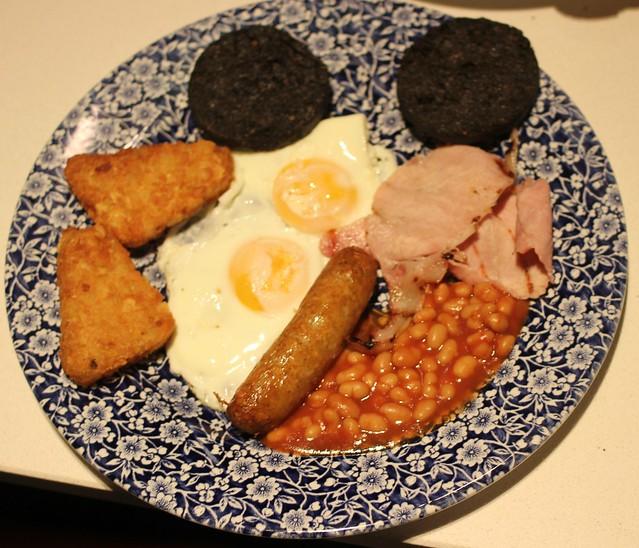 Weatherspoons Breakfast Plus .