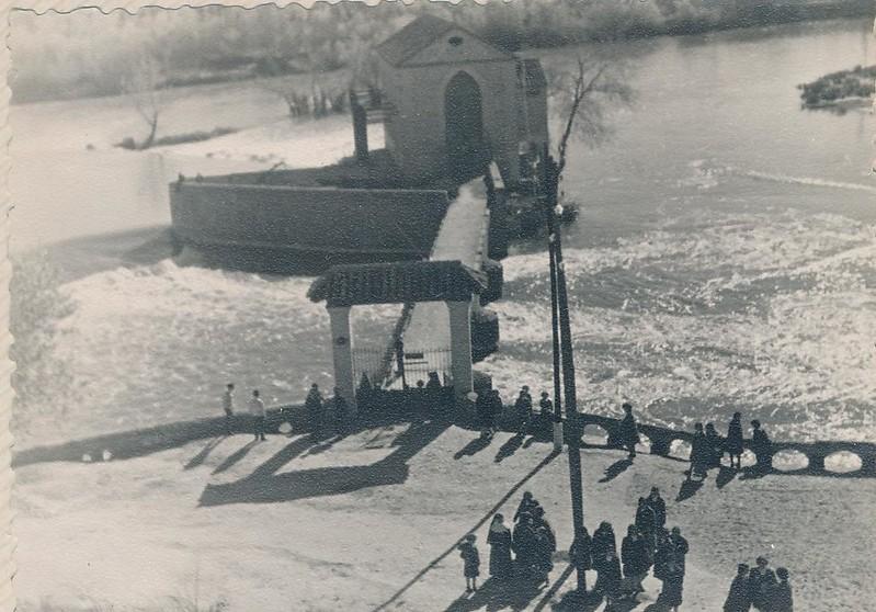 Río Chico en 1963. Fotografía de Julián C.T.