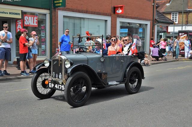 1929 Austin Seven 'EP 4175'