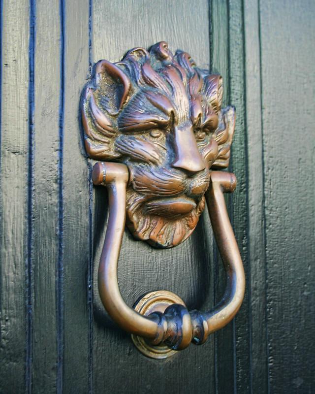 Newburyport Door Knocker
