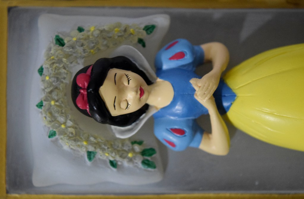 Flickr & Seto Craft Snow White Table Lamp - Cover Off - Midrange To ...