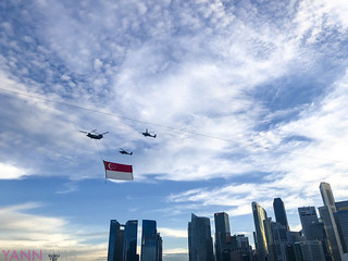 National Day Parade 2018 (Rehearsal) | by yannie