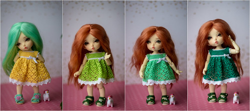 Assorti dresses | by fairy_tree