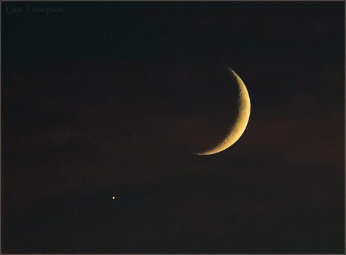 moon stars nightsky planet astronomy
