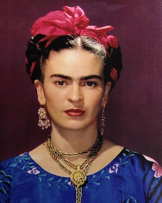Frida Kahlo mantuvo hacia el pintor Diego Rivera un amor i… | Flickr