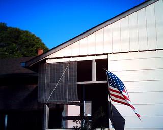 Stars and bars July 4 2018 American Flag