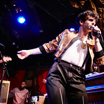 Tue, 26/06/2018 - 5:07pm - Low Cut Connie's crazy fun FUV Live set on WFUV from Rockwood Music Hall, 6/28/18. Hosted by Paul Cavalconte. Photo by Gus Philippas/WFUV
