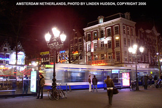 AMSTERDAM AT NIGHT | by lindenhud1