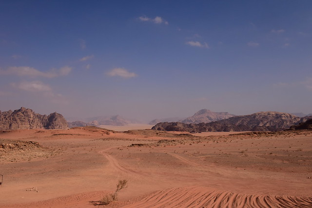 Wadi Rum Desert, Jordan, January 2018 737