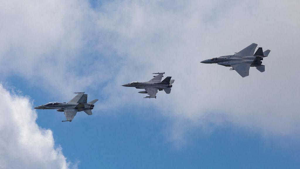 F-X Fourth Generation Fighter Jets - F-18 F-16 F-15 | Flickr