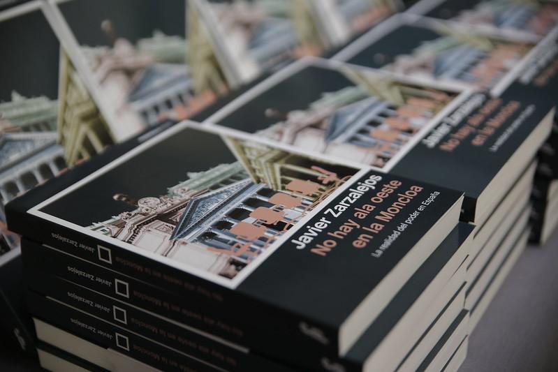 """XVI Foro Next Presentación del libro """"No hay ala oeste en La Moncloa"""""""