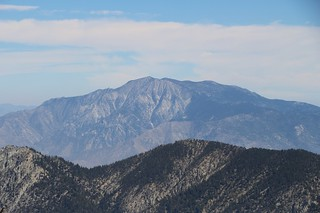 186 Zoomed-in view of San Jacinto Peak to the southeast from the San Bernardino Peak Trail | by _JFR_