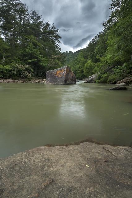 Soddy Creek, Big Soddy Gulf, Hamilton County, Tennessee 1