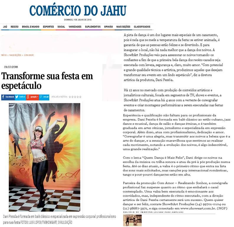 Dani Pessôa S&A Prodçs Jornal