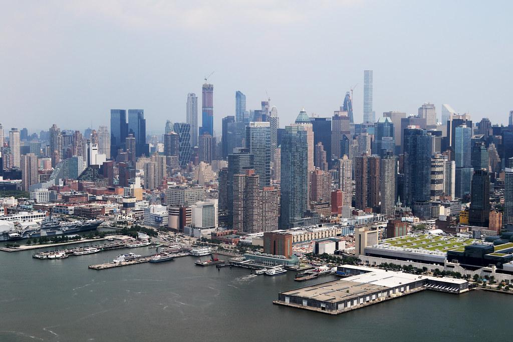 10th CAB New York City July 2018 Flight   Fort Drum & 10th