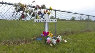 Roadside Memorial for Steven Smith (3 of 3)
