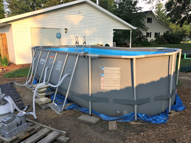 pump and filter for our costco pool