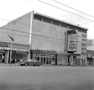 Paramount Theatre, Edmonton, AB