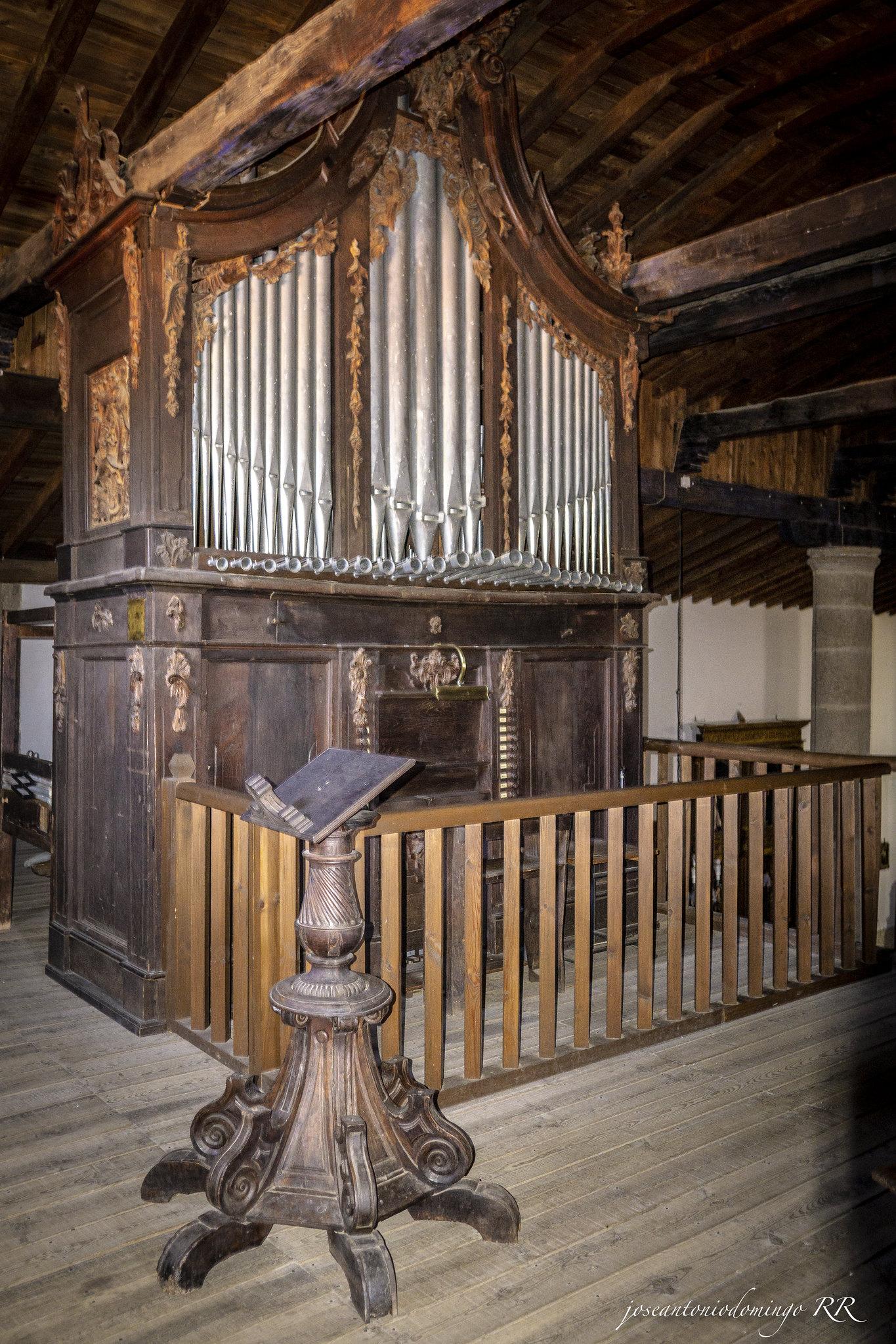 Órgano barroco