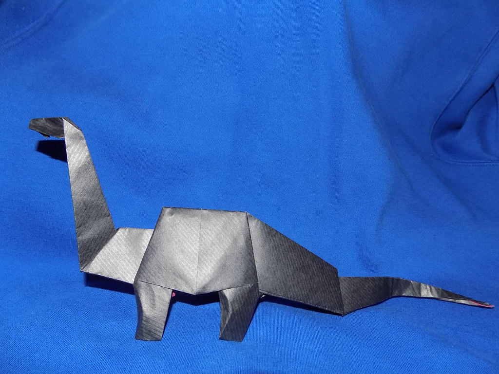 Origami Dinosaurs for Beginners (Dover Origami Papercraft ... | 768x1024
