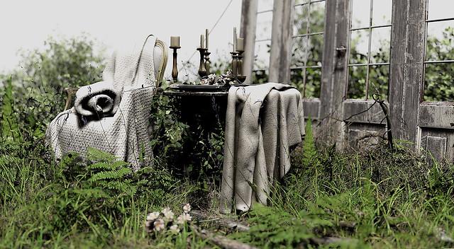 Nutmeg. Romanov's Garden Set