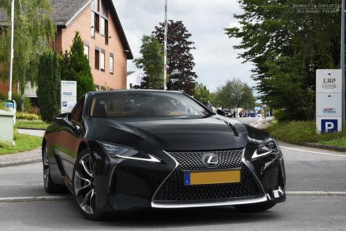 Lexus LC 500 | by Alexandre Prévot