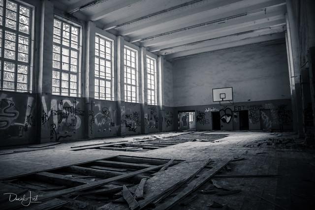 Abandoned Soviet Military Base in Vogelsang