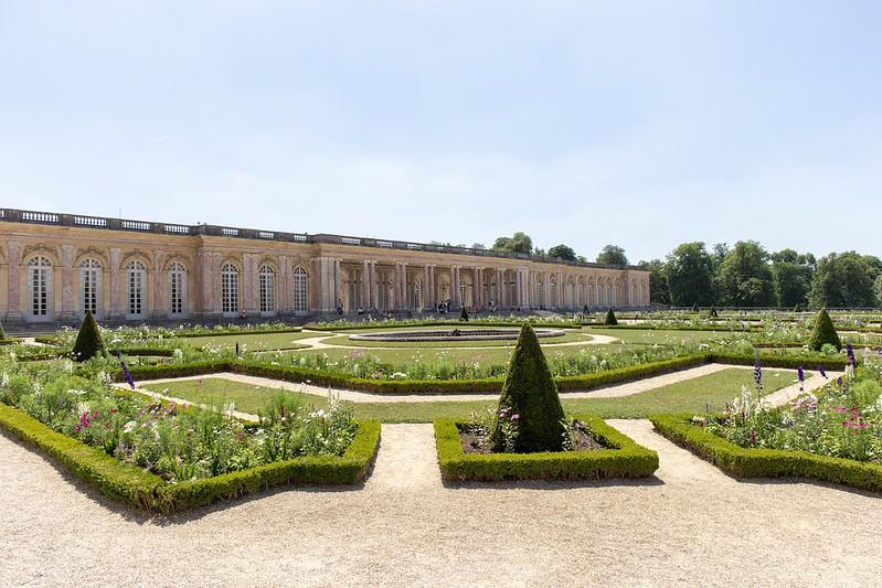 Das Grand Trianon.