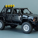 LEGO Technic TOYOTA HILUX N40 by RM8 MOD Back To The Future by NikolayFX