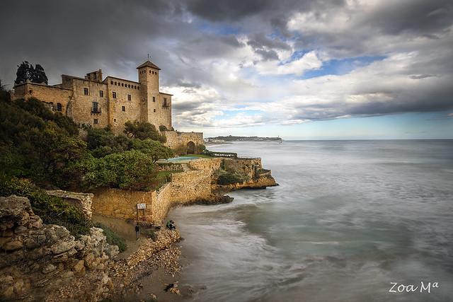 Castillo de Tamarit
