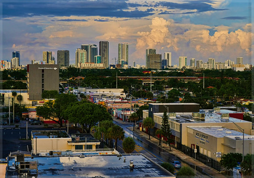storm city cityscapes clouds urbanexploration architecture afternoon lateafternoon wet outdoors colors trees