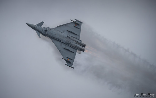 EUROFIGHTER TYPHOON | by jarud