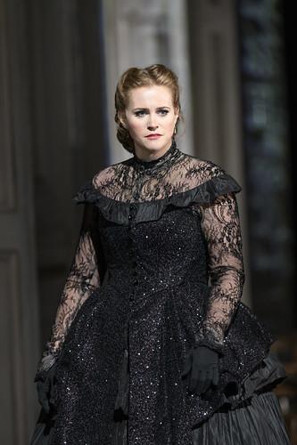 Rachel Willis-Sørensen in action.