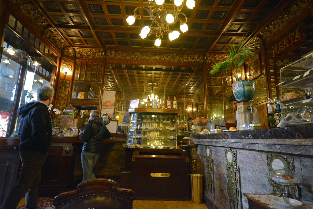 Coffee Houses in Turin