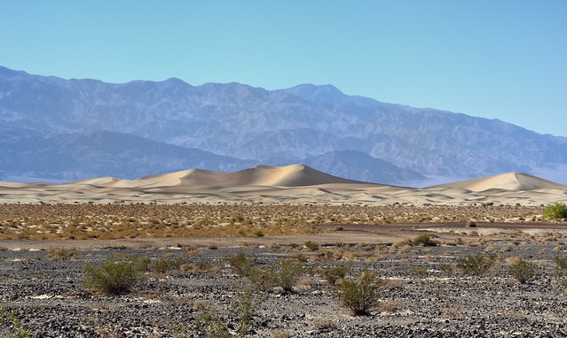 Wind Swept Across the Time (Death Valley National Park)