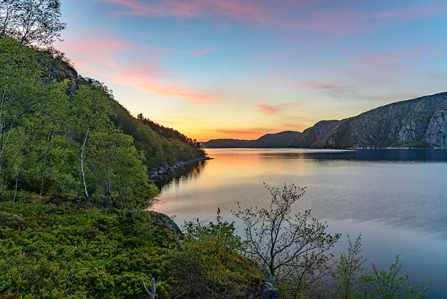 Fjordblicke