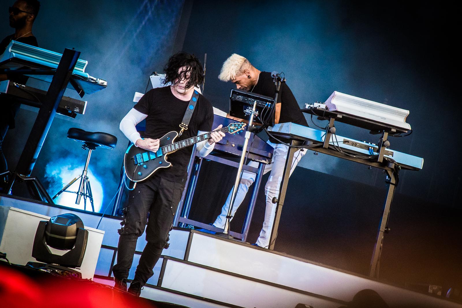 Jack White @ Rock Werchter (© Timmy Haubrechts))