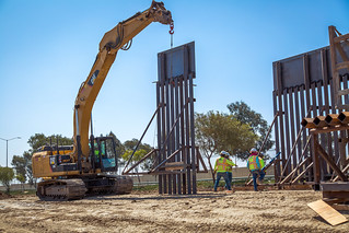 New Border Wall Construction | by CBP Photography