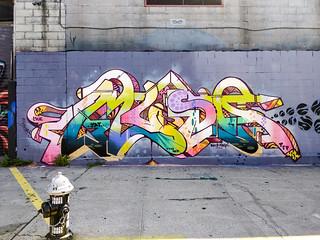 Williamsburg Street Art   by Russ Realty