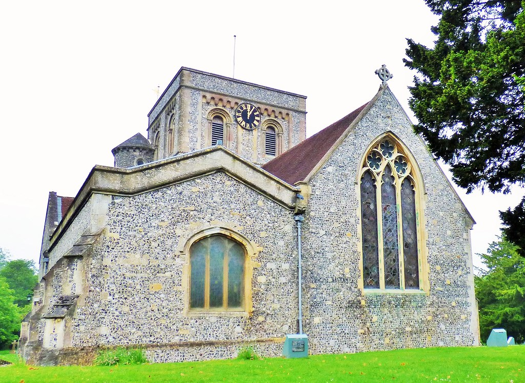 St Mary's Church, Kingsclere